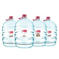 京东PLUS会员 : 峨眉钰泉饮用水4.8L*4桶整箱天然淡矿泉家庭桶装水弱碱性软水矿泉水 *3件