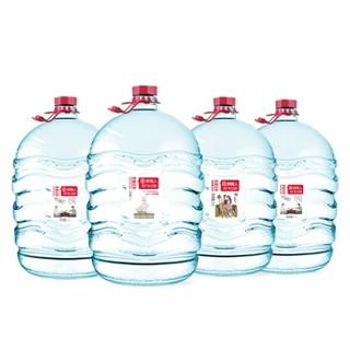 峨眉钰泉 天然矿泉水 4.8L*4桶