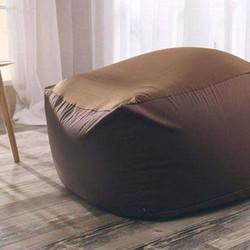 苏宁极物 日式和风懒人沙发 65*65*45cm