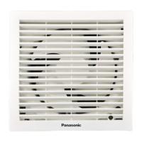 松下 排气扇卫生间排风扇厨房油烟换气扇6寸8寸窗式圆形管道抽风机