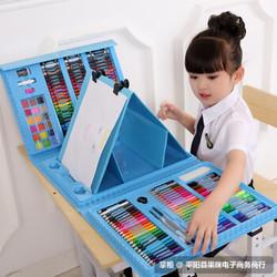 苏漫妮 儿童绘画套装 176件 带画架