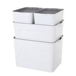 kavar 米良品 多功能收纳箱 4件套