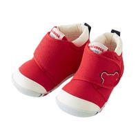 MIKIHOUSE日本制获奖款一段学步鞋男女宝宝经典款卡通童鞋