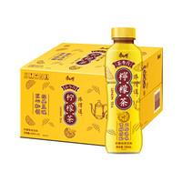康师傅茶参厅柠檬茶500ml*15瓶柠檬味红茶 正宗港式风味 新品上市饮品饮料整箱装 *2件