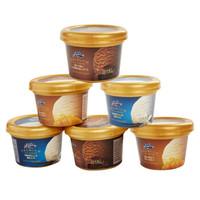 PLUS会员:MUCHMOORE 玛琪摩尔 香草芒果冰淇淋 120ml*12杯