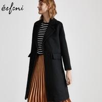Eifini 伊芙丽 1191970251 女款毛呢大衣