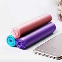 悦步 瑜伽塑形弹力带 22磅 粉色款