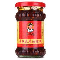 陶华碧 老干妈 肉丝豆豉油辣椒 210g *4件