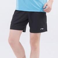 LI-NING 李宁 AKSM339 男款速干短裤