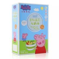 Peppa Pig 小猪佩奇  宝宝儿童营养面条 268g *3件