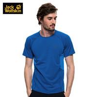 JACKWOLFSKIN 狼爪 男士短袖T恤1806121