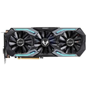 粉丝价 : MAXSUN 铭瑄 MS-GeForce GTX1660 iCraft 显卡 6GB