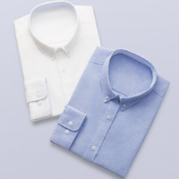 90分 30333 牛津纺长袖衬衫