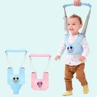 Disney 迪士尼 婴儿学步带 米奇蓝 =