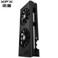 讯景(XFX)RX 5700 8GB 战狼版 boost1750MHz/14Gbps 256bit GDDR6 显卡