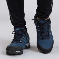 探路者18秋季新款户外男透气减震耐磨登山徒步鞋KFAF91338