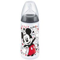 NUK 迪士尼米奇系列 宽口径PP奶瓶 黑色 300ml *3件
