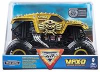 Monster Jam 官方 Max D 怪物卡车,压铸汽车,1:24 比例 *3件