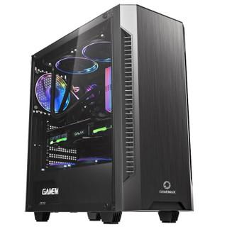 GAMEMAX 消声客 侧透版 电脑机箱