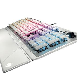 ROCCAT 冰豹 瓦肯 Vulcan122 RGB机械键盘 泰坦轴