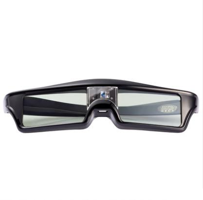 REEDOON DLP充电式3D眼镜投影仪专用立体电影家庭影院近视通用