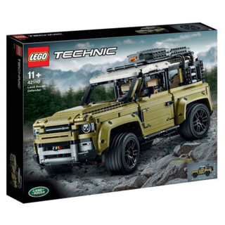 LEGO 乐高 42110 积木玩具  路虎卫士越野车 (42110)