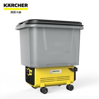 KARCHER卡赫 家用无线洗车机  K2 Follow me Plus