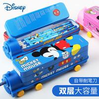 Disney 迪士尼 双层火车头文具盒 多款可选