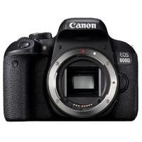 Canon 佳能 EOS 800D 单反相机 单机身