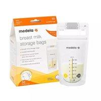 Medela 美德乐 母乳储存袋储奶袋 50片 *2件 +凑单品