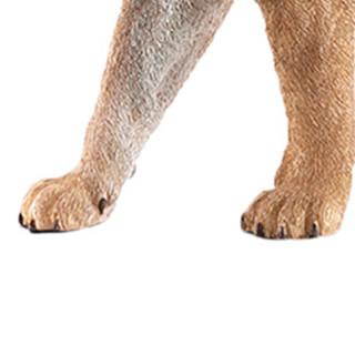 思乐儿童玩具男孩女孩仿真动物模型早教认知野生动物系列母狮14712
