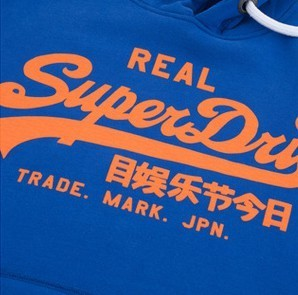 Superdry 极度干燥  M20365IR 男士连帽卫衣