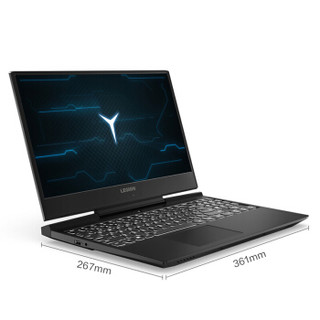 Lenovo 联想 拯救者 Y7000P 15.6英寸游戏本 (i5-9300H、16G、1T SSD、GTX1660Ti)