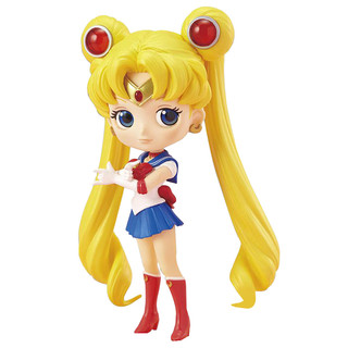 BANDAI 万代 Qposket水兵月美少女战士模型玩具手办摆件
