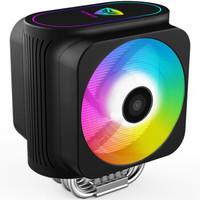 双11预售:PCCOOLER 超频三 东海逐鹿GI-D66A 5VRGB 风冷散热器