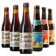 比利时修道院啤酒罗斯福10号6号8号圣伯纳12号黑啤酒6瓶装 89元(需用券)