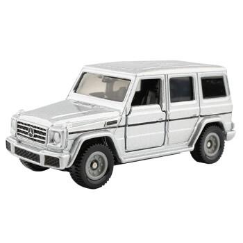 TAKARA TOMY 多美 879923 合金仿真小汽车模型 35号奔驰G-Class越野车 *3件