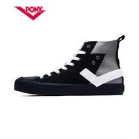 PONY 波尼 高帮休闲运动Shooter帆布鞋 93W1SH07 42