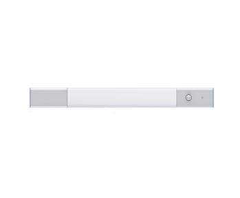 EZVALO·几光 LED智能无线充电超薄款橱柜灯 400mm 银色 *2件