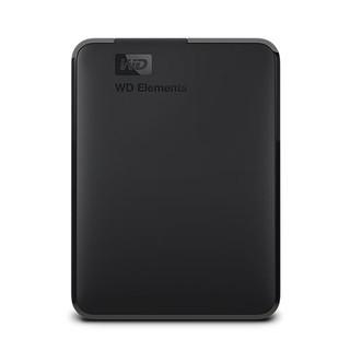 Western Digital 西部数据 Elements 新元素系列 1TB 2.5英寸移动硬盘