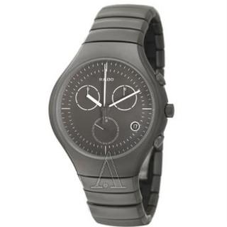 值友专享、银联专享 : Rado雷达 True真系列 R27897102 男款陶瓷腕表