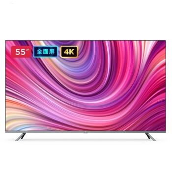 MI 小米 L55M5-ES(E55S) 55英寸 4K 液晶电视