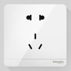 Schneider Electric 施耐德 绎尚系列 E83426 五孔插座 10只装 *2件