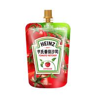 Heinz 亨氏 番茄沙司 120g/袋 *5件
