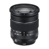 FUJIFILM 富士 变焦镜头 XF16-80mmF4 R OIS WR (黑色、富士卡口)