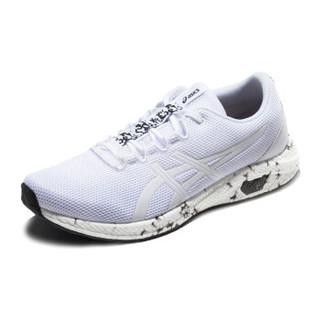ASICS 亚瑟士 HyperGEL-YU 男子缓冲跑步鞋 1021A065 (白色、43.5)