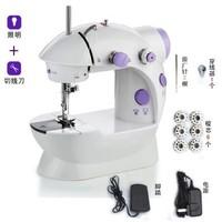 再降价 : 莱朗 家用电动台式缝纫机 +凑单品