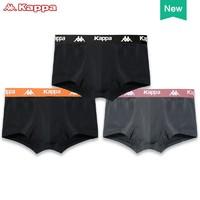 Kappa 卡帕 KP9K03 男士棉质平角内裤