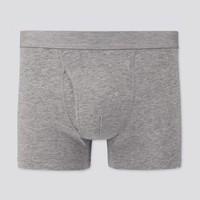 UNIQLO 优衣库  418812  男士SUPIMA COTTON针织短裤