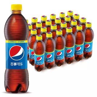百事可乐 可乐型汽水 500ml*24瓶 *2件